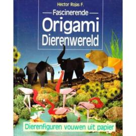 Fascinerende Origami Dierenwereld - Héctor Rojas F.