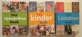 Het tijdschriften / Literatuur / en Kinderboek - 3 delen