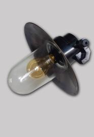 Buitenlamp: Boerendriestanden lamp
