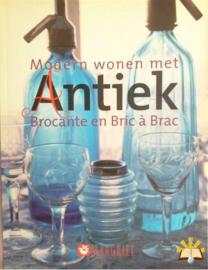 Modern wonen met Antiek Brocante en Bric a Brac - Margriet