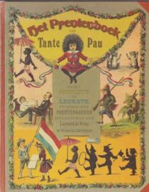 Het prentenboek van Tante Pau - Leonard de Vries