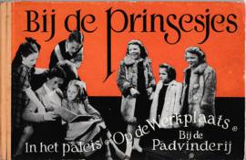 Bij de prinsesjes - Marijke Vetter