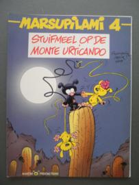 Stripboeken Marsupilami 1 t/m 5
