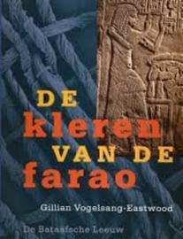 De kleren van de farao - Gillian Vogelsang-Eastwood