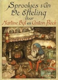 Sprookjes van De Efteling - Martine Bijl, Anton Pieck