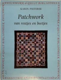 Patchwork van restjes en beetjes - Karin Pieterse