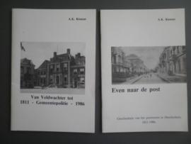 Doetinchem: Even naar de post en Van Veldwachter tot Gemeentepolitie