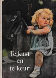 Te kust en te keur - breiboek jaren '30
