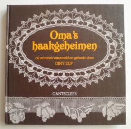 Oma's haakgeheimen - Diny Zijp