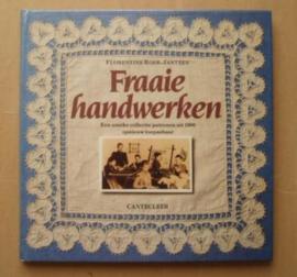 Fraaie handwerken - Florentine Boer -Jantzen