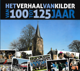 Het verhaal van Kilder van 100 tot 125 jaar