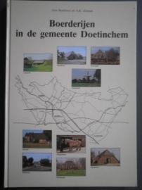 Boerderijen in de gemeente Doetinchem - Gon Boekkooi en A.K. Kisman