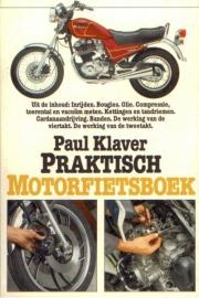 Praktisch motorfietsboek - Paul Klaver