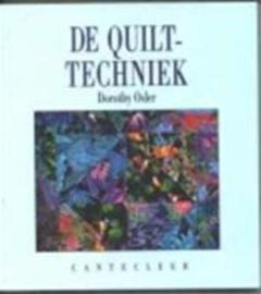 De quilt - techniek - Dorothy Osler