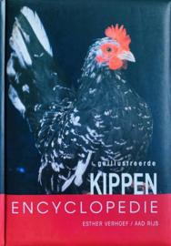 Geillustreerde kippen encyclopedie - Esther Verhoef