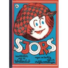Sjors, deel 4- Herdruk uit 1991