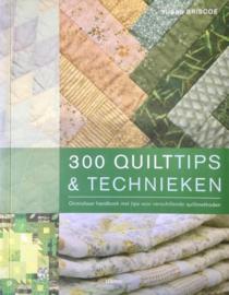 300 Quilttips & technieken - Susan Briscoe