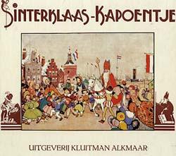 Sinterklaas - Kapoentje - S. Franke en Freddie Langeler
