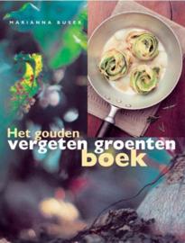Het gouden vergeten groenten boek - Marianna Buser