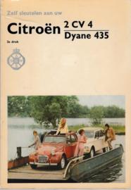 Citroën 2 CV 4 / Dyane 435 - diverse auteurs