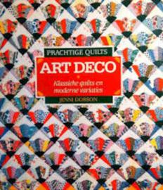 Prachtige quilts Art Deco - Jenni Dobson