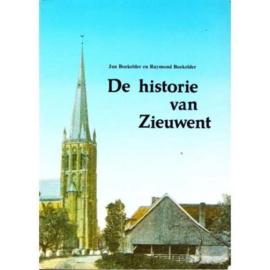 De historie van Zieuwent -  Jan Boekelder en Raymond Boekelder