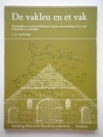 De vakleu en et vak - L.A. van Prooije