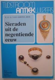 Sieraden uit de negentiende eeuw - E.G.G. van Amstel-Bos