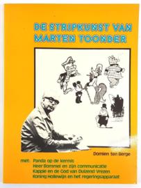 De stripkunst van Marten Toonder - Domien ten Berge