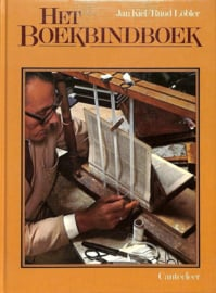 Het boekbindboek - Jan Kiel - Ruud Lobler