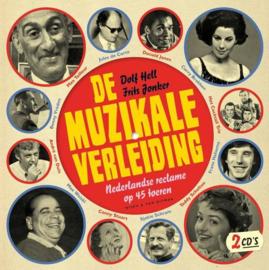 De Muzikale Verleiding + 2 Cd's - Dolf Hell, Frits Jonker