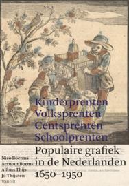 Kinderprenten, centsprenten, volksprenten, schoolprenten - Nico Boerma e.a.