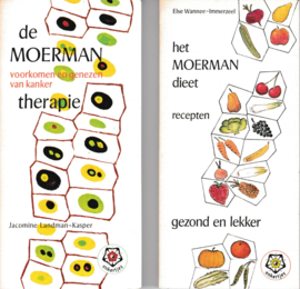 Moerman-Therapie en Moermandieet (2 boekjes)