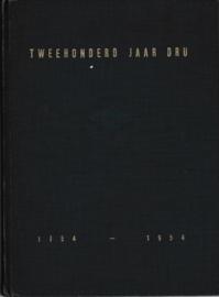 Tweehonderd jaar DRU - 1754-1954