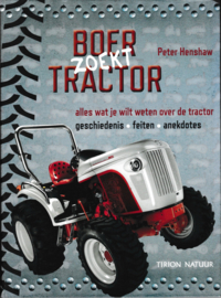 Boer zoekt tractor - Peter Henslaw