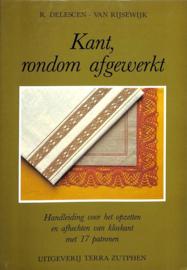 Kant, rondom afgewerkt - R. Delescen - van Rijsewijk