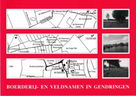 Boerderij- en veldnamen in Gendringen  - Loes H. Maas en A.H.G. Schaars