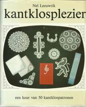 Kantklosplezier - Nel Leeuwrik