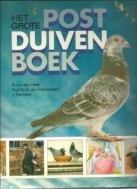Het grote postduivenboek - A. van den Hoek