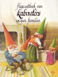 Flap-uitboek van kabouters en hun families - Rien Poortvliet