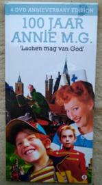 Boekverfilming: 100 Jaar Annie M.G 4dvd