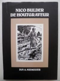 Nico Bulder de houtgraveur - Jan A. Niemeijer
