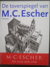 De toverspiegel van M.C. Escher  - Bruno Ernst