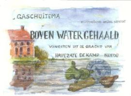 Boven water gehaald - G.A. Schuitema