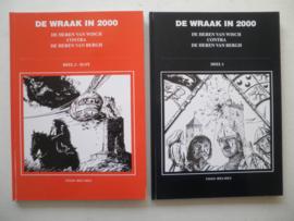 De wraak in 2000 - 2 delen - Toon Helmes