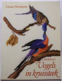 Vogels in kruissteek - Ginnie Thompson