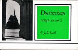 Doetinchem vroeger en nu 2 - G.J.B. Stork