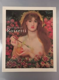Dante Gabriel Rossetti - Julie Adair King