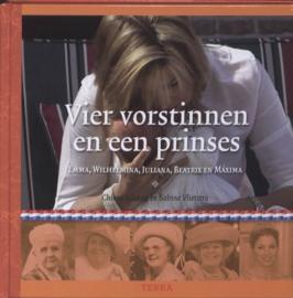 Vier vorstinnen en een prinses - Chiara Soldati, Sabine Vlietstra