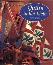 Quilts in het klein - Adele Corcoran en Caroline Wilkinson